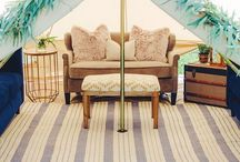 Glamping Events / Glamping tents for events!