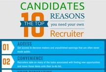 Infographics / Helpful hints for you job search.