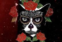 Dia de los muertos - Santa Muerte
