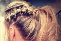Hair / Cute Hairstyles