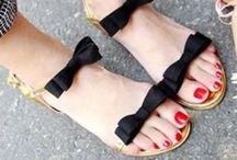 * Sandals *