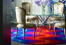Step on it / Carpets and rugs to look and feel | mattoja maailmalta | #carpet #interior #rug
