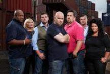 Storage Hunters UK / The hit reality series Storage Hunters UK.