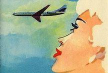 Vintage Travel Ads