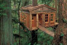 Skønne hytter / Inspiration