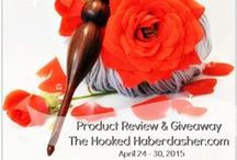 Giveaways / by The Hooked Haberdasher