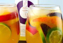 Cool Drinks / Raspberry lemonade slurpee