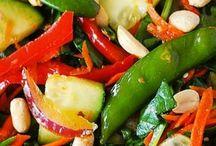 Asian Cuisine / Asian/oriental cooking