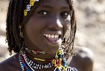 African Beauty & Culture. / by Rajiv Dave