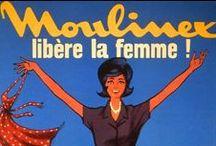 Menagere des 30 Glorieuses / Le statut et les représentations de la femme au foyer des années 1950-1960 http://jetudielacom.com/pub-la-menagere-des-30-glorieuses/