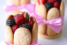 Sweet Treats / Delicious Treats to savor and eat!!