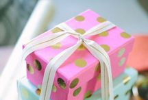 * Gifts *