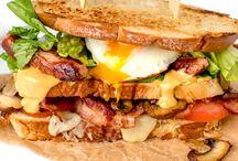 Breakfast done right !! / Morning delight