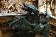 Magnificent  Statues & Architectures / Magnificent  Statues & Architectures