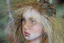 Pixi,Fairy Doll art / INCREDIBLE FAIRY DOLL,PIXI DOLL ART