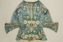 платье 17- 18 век