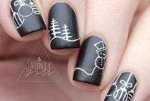 макияж,дизайн ногтей