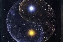 Ying and Yang / Chinese mythology and cosmology rest on the idea that the universe is shaped and maintained by two fundamental forces called Yin and Yang ...