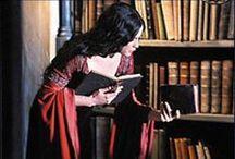 My  Medieval & Renaissance librarary / My Renaissance library,medieval,books Books - Medieval & Renaissance