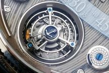Watches / Desirable luxury watches