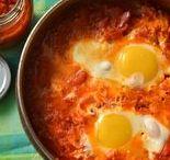 блюда из яиц,яичный коблер