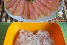 вяленое мясо,бастурма,суджук