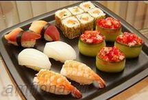 роллы,суши