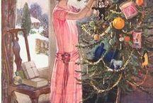 Christmas & NewYear / Рождество, Новый год, Зима, Christmas, New Year, Winter