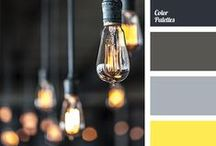 Pick your palette / A collection of color combinations that spark surprise and joy in me
