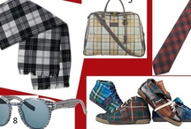 DOONSPIRATION - Tartan Fashion / Plaid fashion to inspire and delight