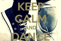 Vee's Dance Board
