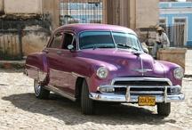 Classic Cars / Cuba, limousine, car, old, chevrolet, Havana
