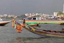 Chao Phraya River (Menam) in Bangkok
