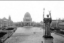 World's Columbian Exposition 1893 / The Chicago World's Fair of 1893 was a pivotal moment in the development of the Colonial Revival.