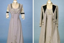 My Fashion / A sampling of the clothing and hats worn by women in Alice T. Miner's era