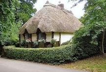 Thatched rooves
