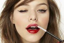Make-Up Inspiration / ...faces & emotions...   Make-Up isn't just a mask