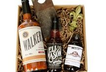 Gift Batches / What we're offering up using locally made goods. Who doesn't want this stuff?