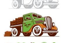 What's Your Vector, Victor? / Vector illustrations we can't get enough of. / by Yellow Card Creative