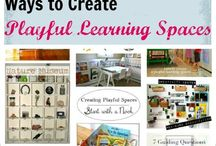 Play based learning spaces