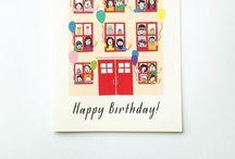 Birthday Stationery