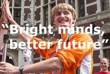 Bright minds / Bright minds, better future