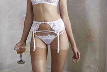 Women Wedding lingerie / by Joanna Burnett