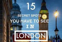 Visit LONDON   The Hostel Girl