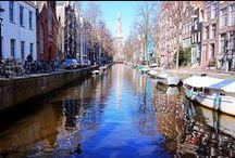 Visit THE NETHERLANDS   The Hostel Girl