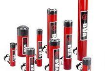 Applicazioni BVA / Cilindri idraulici di sollevamento a 700 Bar fino a 1.000Ton