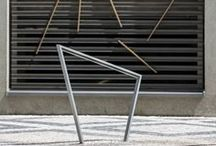 Bicycle Stands / Our elegant bicycle stands give importance to the spaces intended for bicycle parking - a growing need in many cities.