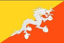 ✧ Bhutan ✧ / Bhutan (Dzongkha འབྲུག་ཡུལ Dru Ü), officially the Kingdom of Bhutan, is a landlocked country in South Asia at the eastern end of the Himalayas. Capital: Thimphu
