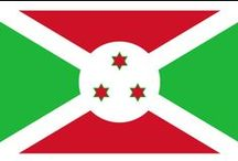 ✧ Burundi ✧ / Burundi, officially the Republic of Burundi (Kirundi: Republika y'Uburundi; French: République du Burundi), is a landlocked country in the African Great Lakes region of East Africa. Capital: Bujumbura
