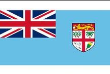 ✧ Fiji ✧ / Fiji (Fijian: Viti; Fiji Hindi: फ़िजी), officially the Republic of Fiji (Fijian: Matanitu Tugalala o Viti; Fiji Hindi: रिपब्लिक ऑफ फीजी Fiji Hindi: Ripablik ăph Phījī), is an island country in Melanesia in the South Pacific Ocean. Capital: Suva
